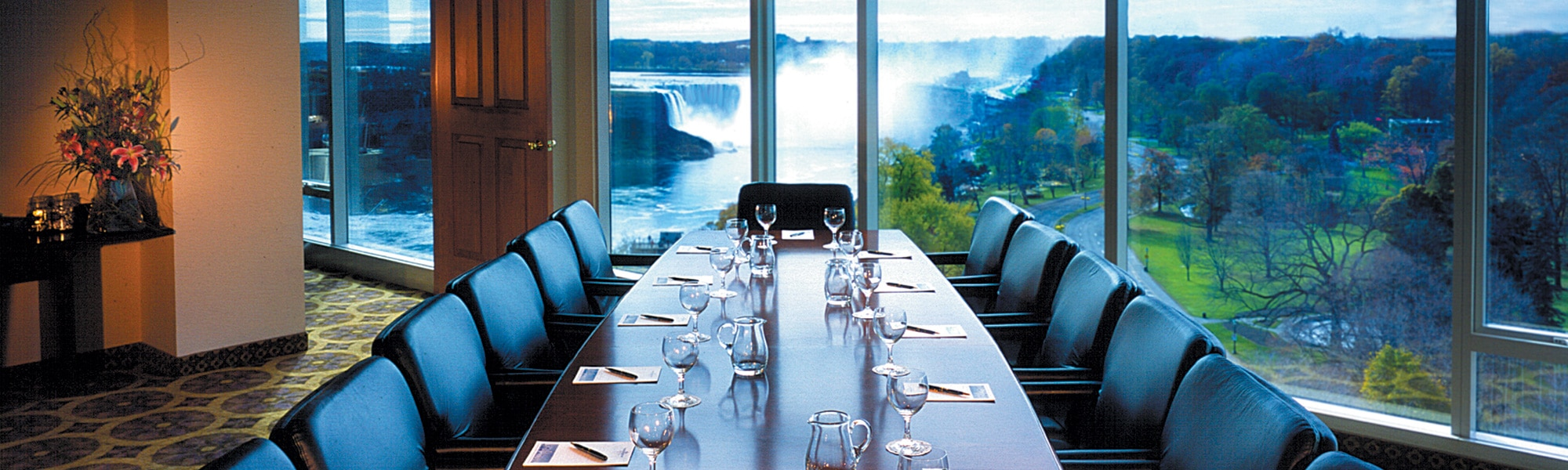 Niagara Falls Meetings