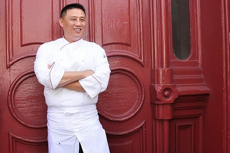 Chef Tom Phuong Luu