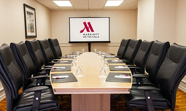Marriott On The Falls - Executive Boardroom