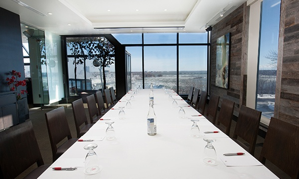 Marriott On The Falls - Private Dining Room