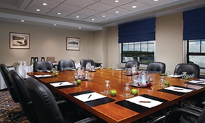 Crowne Plaza Boardroom