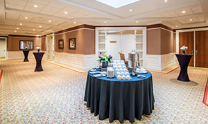 Crowne Plaza Pre-Function Area