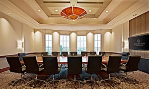 Sheraton Fallsview Executive Boardroom