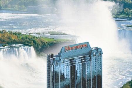 Sheraton On The Falls Exterior