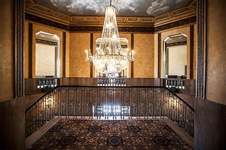 Crowne Plaza Fallsview Lobby