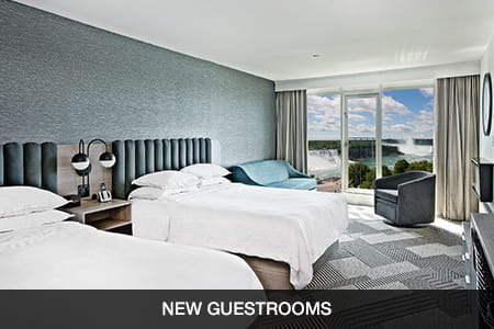 New Guestrooms