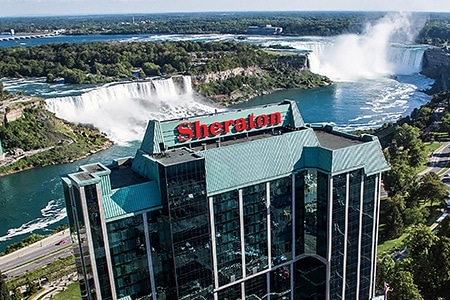 Sheraton On The Falls Exterior