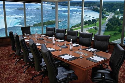 Marriott Fallsview Executive Boardroom