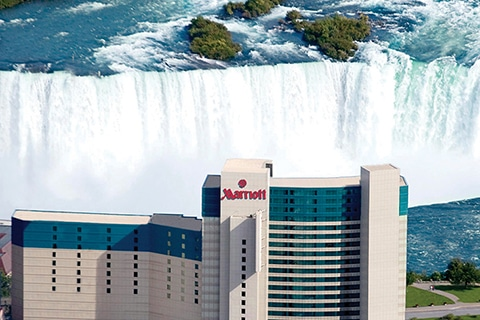 Marriott Fallsview Exterior