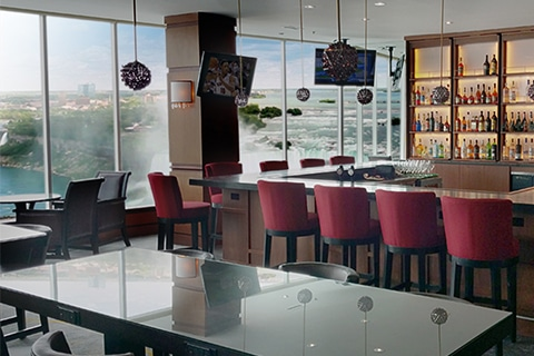 Marriott Fallsview Lobby Lounge & Bar