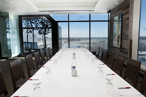 Marriott on the Falls Private Meeting Room