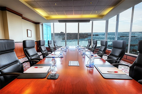 Marriott Fallsview Executive Boardroom